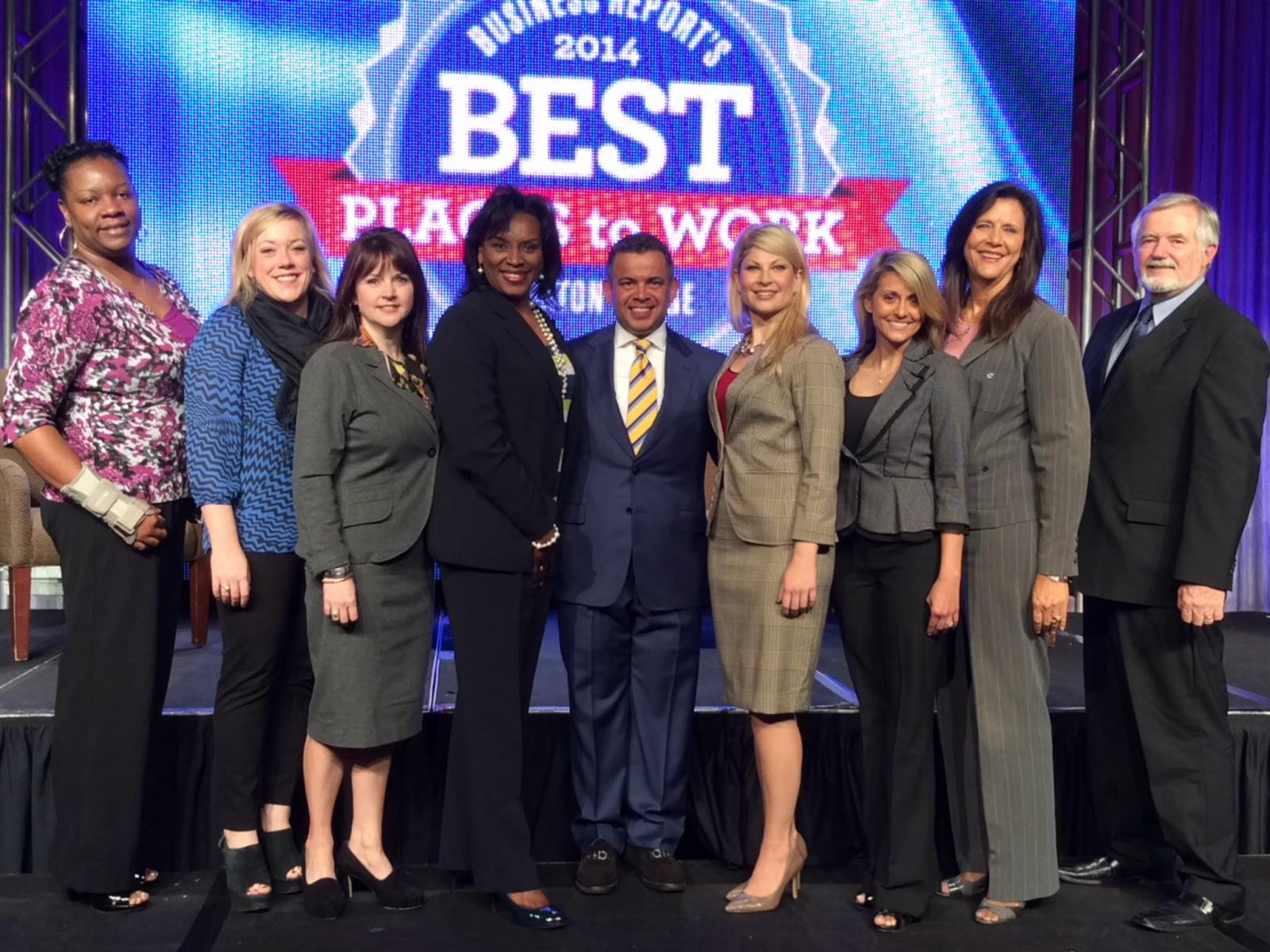 The 2016 Best Places to Work in Baton Rouge